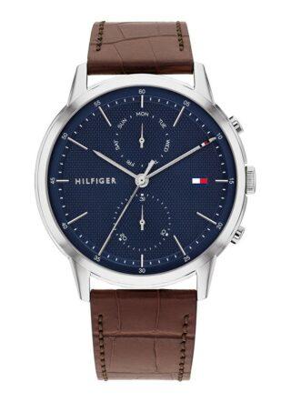 Tommy Hilfiger TH1710436 Armbanduhr Herren, Silber