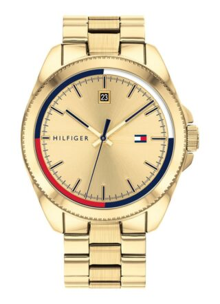 Tommy Hilfiger TH1781686 Armbanduhr Herren, Gold