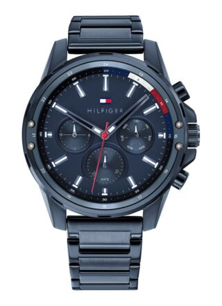 Tommy Hilfiger TH1782289 Armbanduhr Herren, Blau