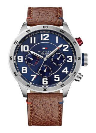 Tommy Hilfiger TH1791066 Armbanduhr Herren, Braun