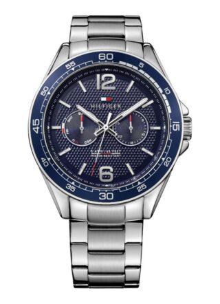 Tommy Hilfiger TH1791366 Armbanduhr Herren, Silber