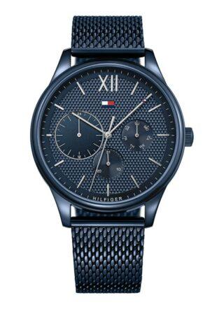 Tommy Hilfiger TH1791421 Armbanduhr Herren, Blau
