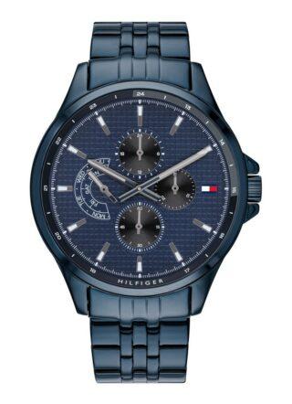Tommy Hilfiger TH1791618 Armbanduhr Herren, Blau