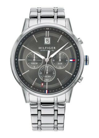 Tommy Hilfiger TH1791632 Armbanduhr Herren, Silber