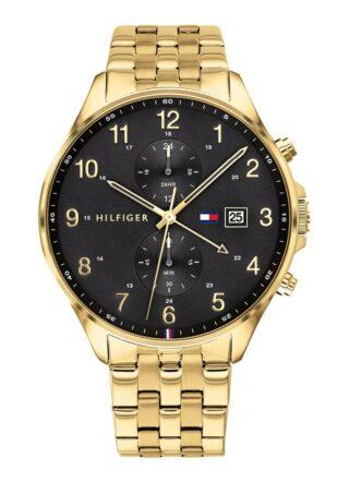 Tommy Hilfiger TH1791708 Armbanduhr Herren, Gold