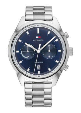 Tommy Hilfiger TH1791725 Armbanduhr Herren, Silber