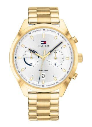 Tommy Hilfiger TH1791726 Armbanduhr Herren, Gold