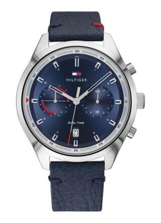 Tommy Hilfiger TH1791728 Armbanduhr Herren, Blau