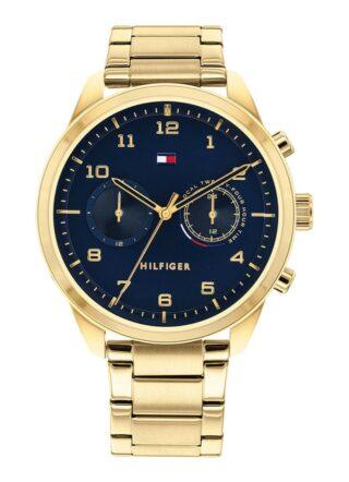 Tommy Hilfiger TH1791783 Armbanduhr Herren, Gold