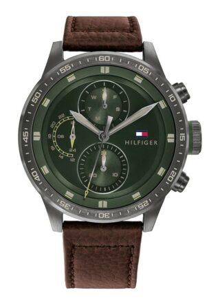 Tommy Hilfiger TH1791809 Armbanduhr Herren, Braun