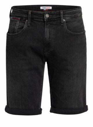 Tommy Jeans Ronnie Jeans-Shorts Herren, Schwarz