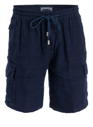 Vilebrequin Baie Cargo-Shorts Herren, Blau