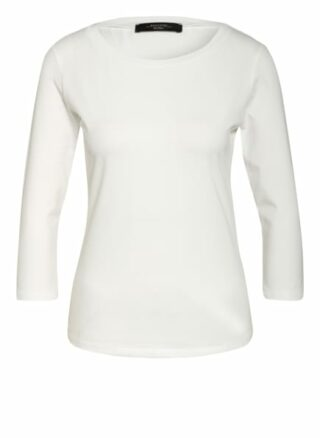 Weekend Maxmara Shirt Mit 3/4-Arm weiss