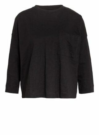 Whistles Shirt Mit 3/4-Arm schwarz