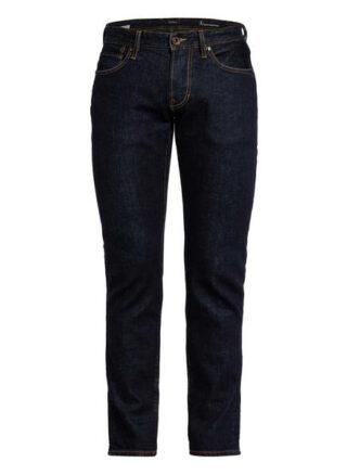 windsor. Ruffo Slim Fit Jeans Herren, Blau