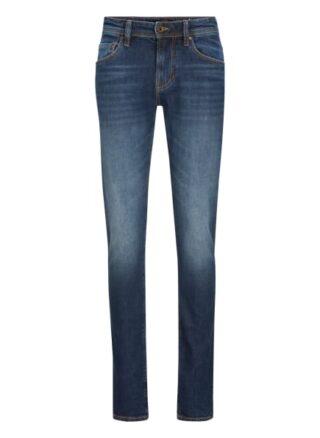 windsor. Slim Fit Jeans Herren, Blau