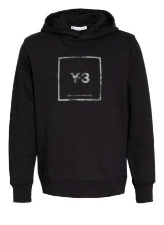 Y-3 Oversized-Hoodie schwarz