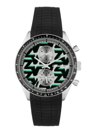 Zadig&Voltaire ZVM1703 Armbanduhr Herren, Silber