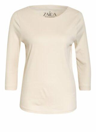 Zaída Shirt Mit 3/4-Arm beige