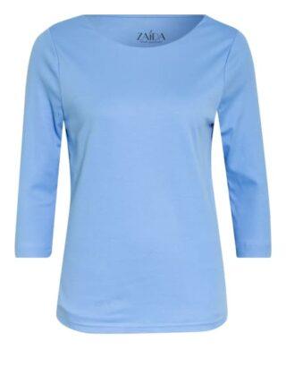 Zaída Shirt Mit 3/4-Arm blau
