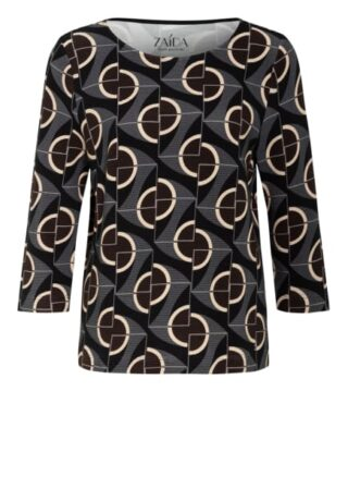 Zaída Shirt Mit 3/4-Arm grau