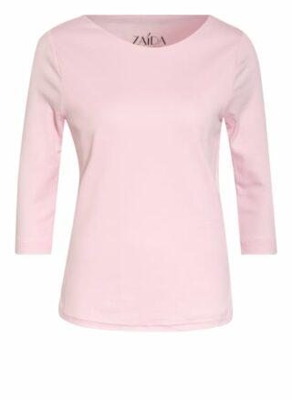 Zaída Shirt Mit 3/4-Arm rosa