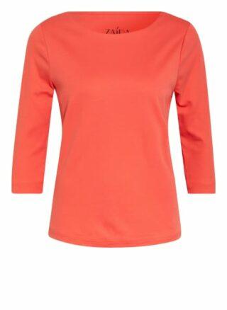 Zaída Shirt Mit 3/4-Arm rot
