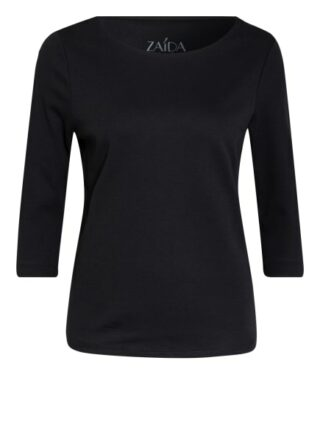 Zaída Shirt Mit 3/4-Arm schwarz