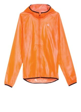 Ziener Radjacke Nonno orange