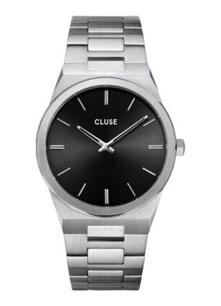 cluse Vigoureux 40 CW0101503004 Armbanduhr Herren, Silber