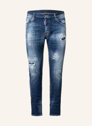 Dsquared2 Skater Regular Fit Jeans Herren, Blau