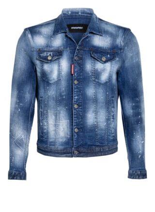 dsquared2 Jeansjacke blau