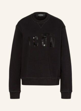 dsquared2 Sweatshirt schwarz