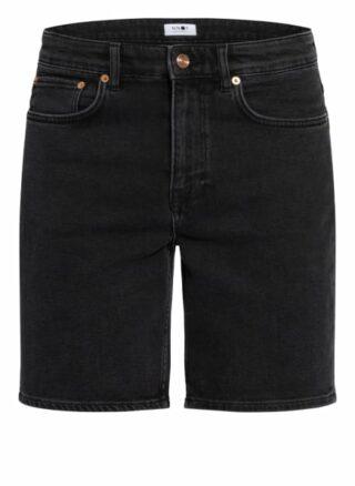 NN07 Johnny Jeans-Shorts Herren, Grau