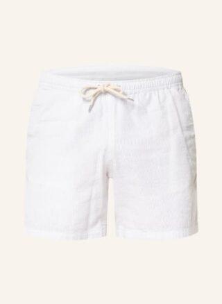 NN07 Hill Shorts Herren, Weiß