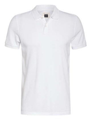 Marc O'Polo Pique-Poloshirt Herren, Weiß