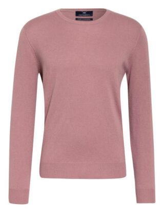 STROKESMAN'S Cashmere-Pullover Herren, Pink