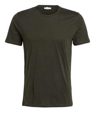 REISS Bless T-Shirt Herren, Grün