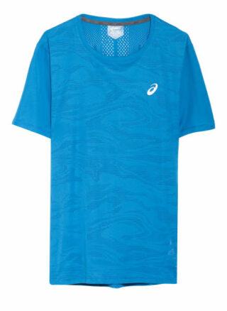 ASICS Ventilate T-Shirt Herren, Blau