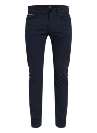 Boss Delaware Skinny Jeans Herren, Blau