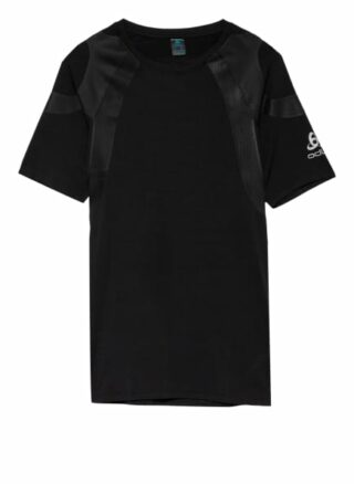 Odlo Active Spine 2.0 T-Shirt Herren, Schwarz