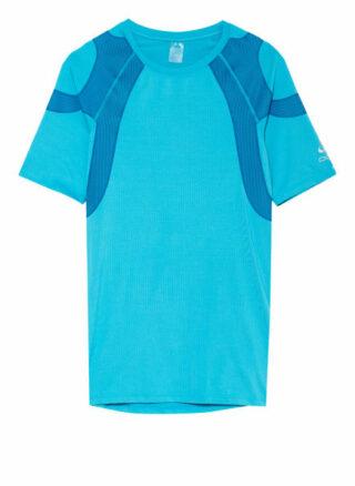 Odlo Active Spine 2.0 T-Shirt Herren, Blau