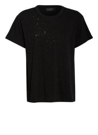 AMIRI Oversized-Shirt Herren, Schwarz