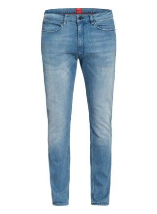 HUGO Skinny Jeans Herren, Blau
