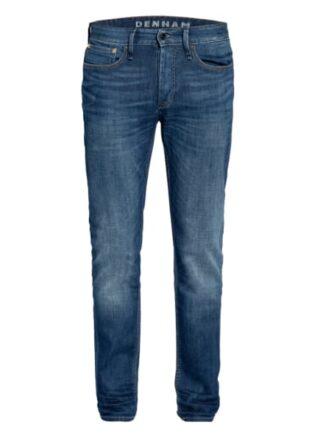 Denham Bolt Skinny Jeans Herren, Blau