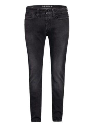 Denham Bolt Skinny Jeans Herren, Schwarz