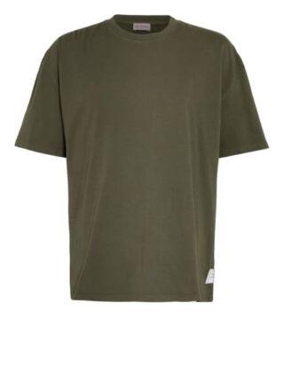 ER ELIAS RUMELIS Ersidney Oversized-Shirt Herren, Grün