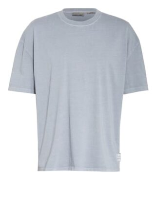ER ELIAS RUMELIS Ersidney Oversized-Shirt Herren, Grau