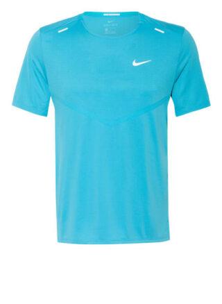 Nike Dri-Fit Rise 365 T-Shirt Herren, Blau