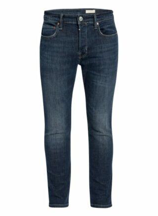 ALL SAINTS Cigarette Skinny Jeans Herren, Blau